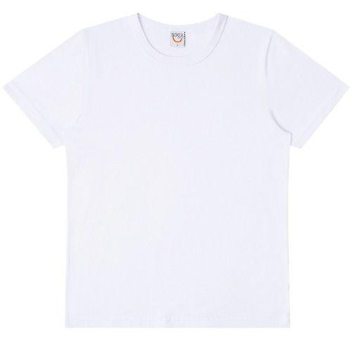 Camiseta Infantil Masculina Básica Decote Redondo BG7606