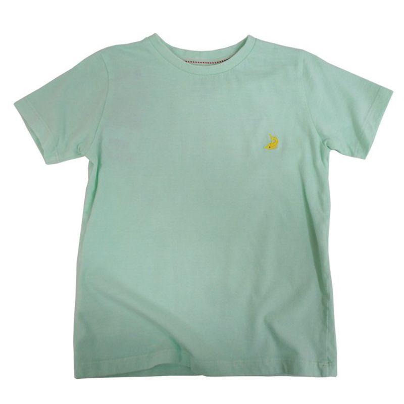 Camiseta Infantil Masculina Flag Verde Squalo S03040160*