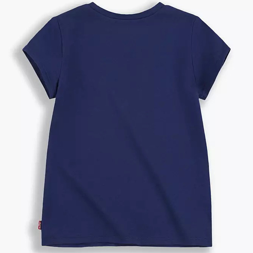 Camiseta Levi's Infantil Feminina Big Serif