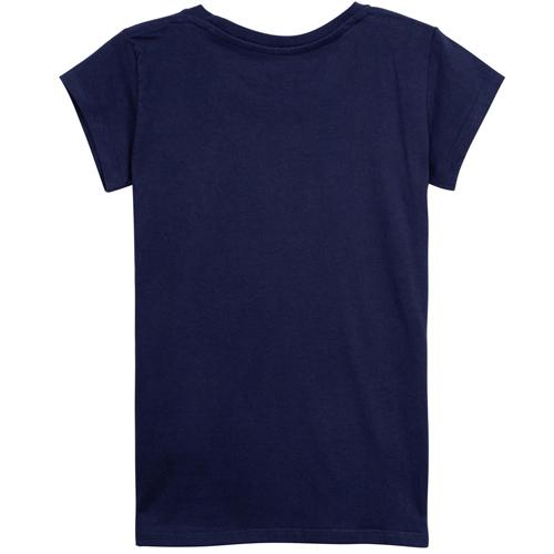 Camiseta Levi's Logo Batwing Infantil Feminina