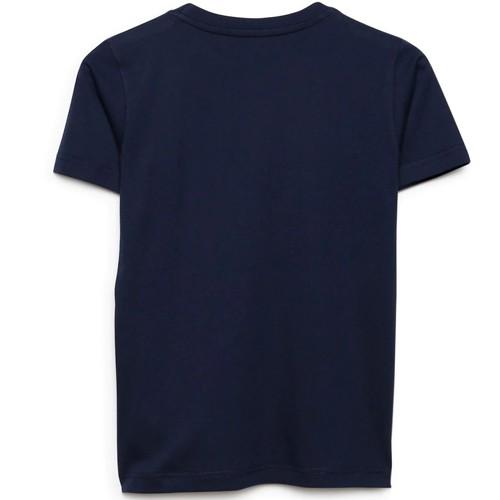 Camiseta Levi's Logo Serif Infantil LK0077