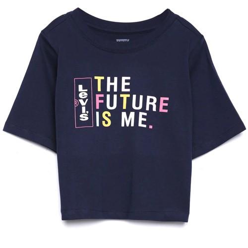 Camiseta Levi's Varsity Infantil Feminina LK001