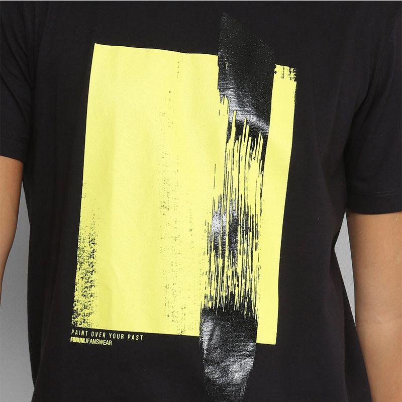 Camiseta Manga Curta Forum Estampada Masculina