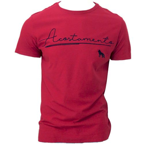 Camiseta Masculina Acostamento