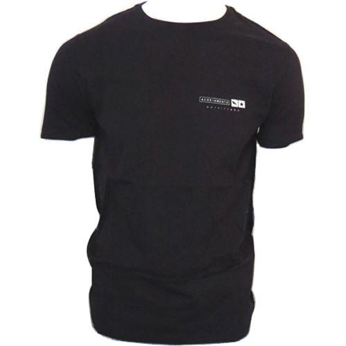 Camiseta Masculina Acostamento Básica Manga Curta
