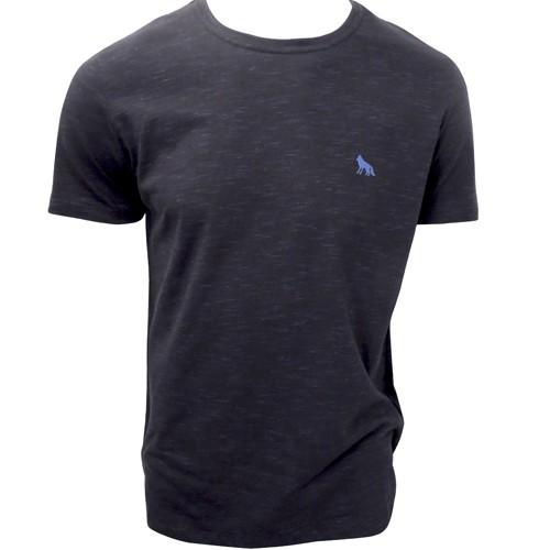 Camiseta Masculina Acostamento Manga Curta
