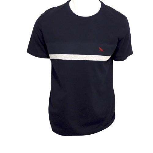 Camiseta Masculina Acostamento Manga Curta -