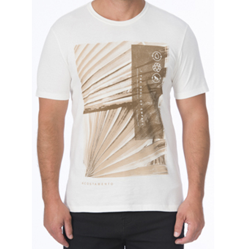 Camiseta Masculina Casual Wolf Acostamento 90102183