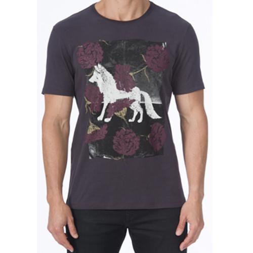 Camiseta Masculina Estampada Acostamento 90102102