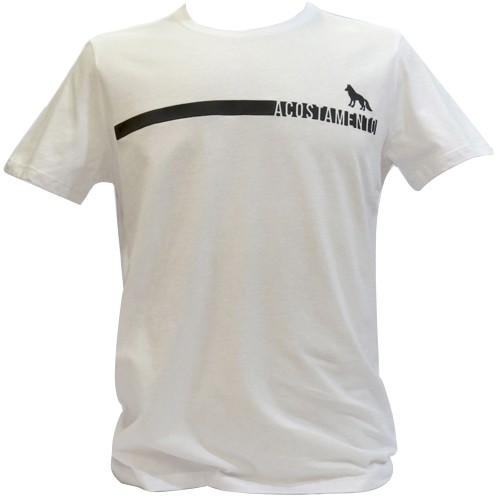 Camiseta Masculina Manga Curta Acostamento 2017
