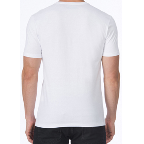 Camiseta Masculina Manga Curta Estampada Acostamento 90102071