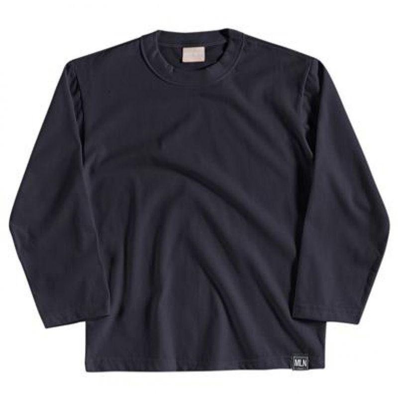 Camiseta Masculina Manga Longa Básica Infantil ML4347*