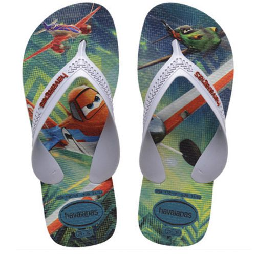 Chinelo Infantil Masculino Max Planes Havaianas H4132562*