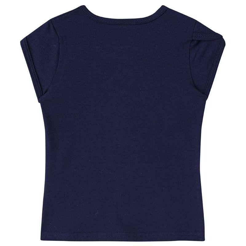 Conjunto Infantil Feminino Blusa e Shorts Saia BG13601