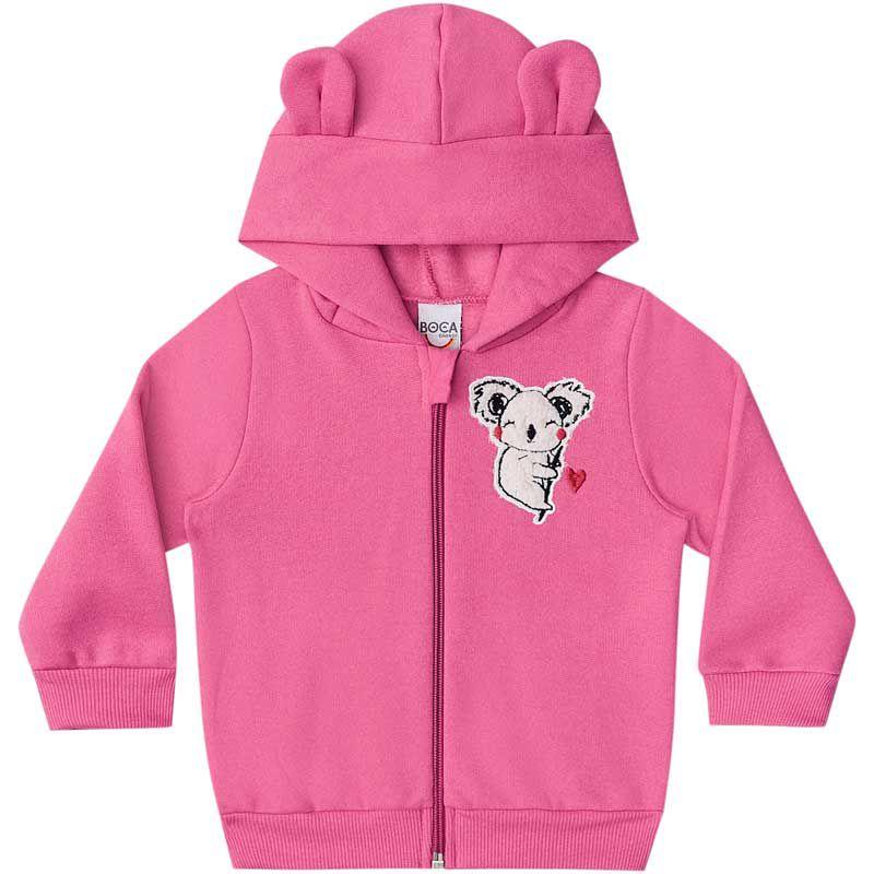 Conjunto Infantil Feminino Casaco e Legging BG12540*