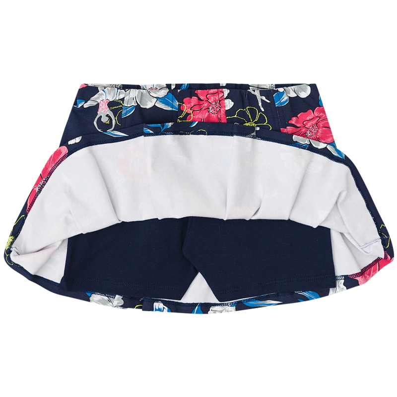 Conjunto Infantil Feminino Regata e Saia Shorts BG/G51213