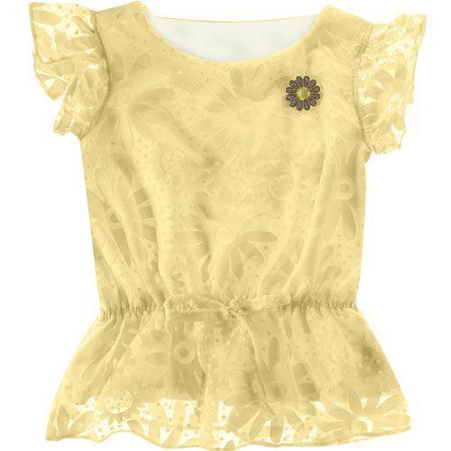 Conjunto Infantil Feminino Verão Colorittá C17614*