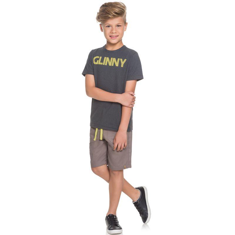 Conjunto Infantil Masculino Boca Grande BG/G32037