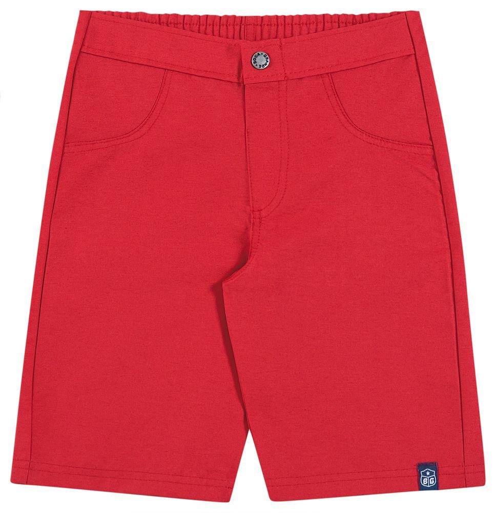 Conjunto  Infantil Masculino Camiseta E Bermuda BG45710