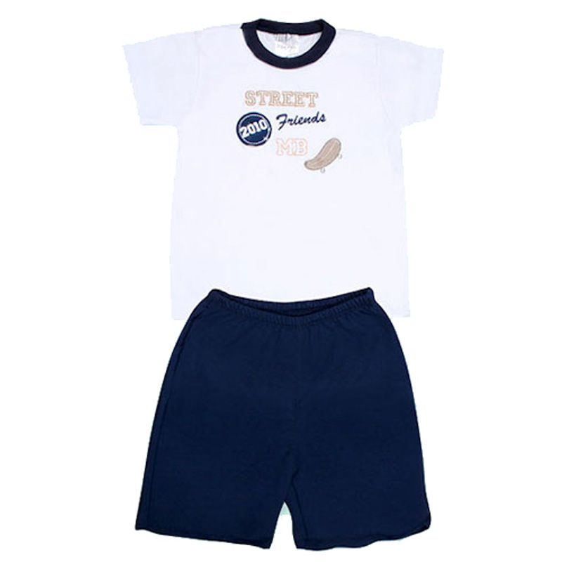 Conjunto Infantil Masculino Mira Baby MB10341*