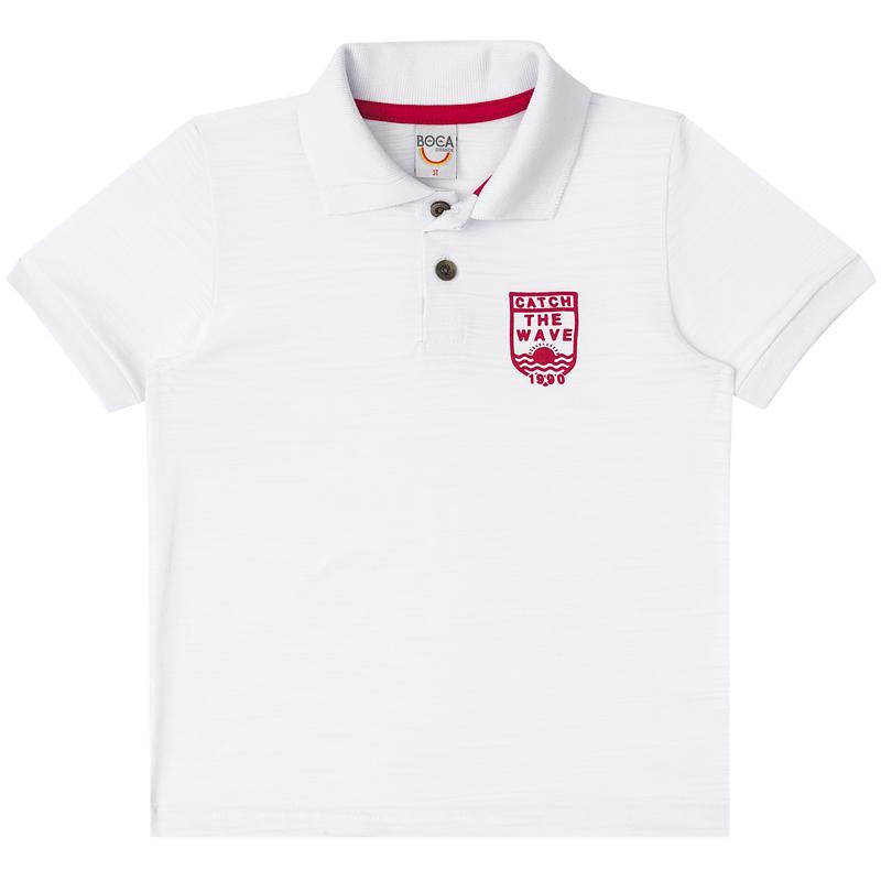 Conjunto Infantil Masculino Polo E Bermuda 15393