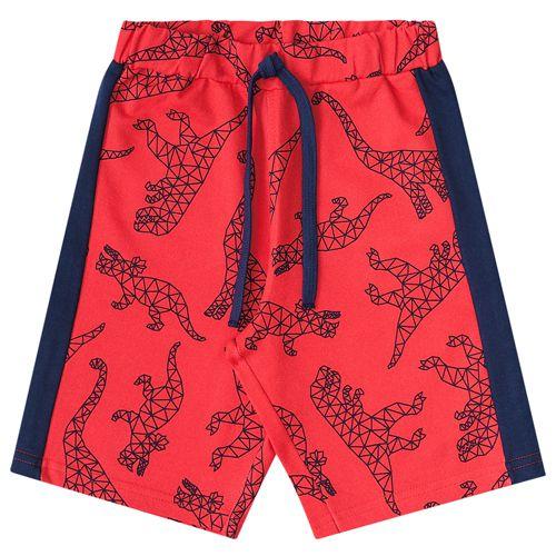 Conjunto Infantil Masculino Polo E Bermuda BG/G45944*