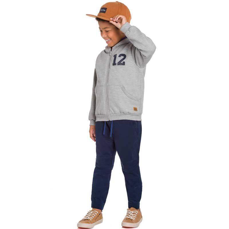 Jaqueta Infantil Masculino com Capuz BG45988