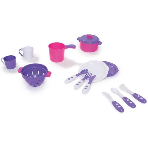 Jogo de Cozinha InfantilKit Cozinha Completo Calesita 335