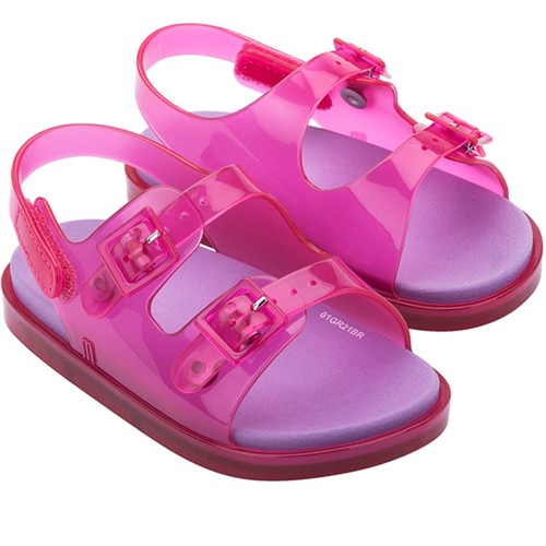 Mini Melissa Wide Sandal BB