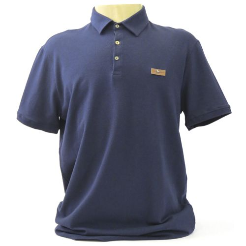 Polo Masculina Manga Curta Camisa Acostamento 7972