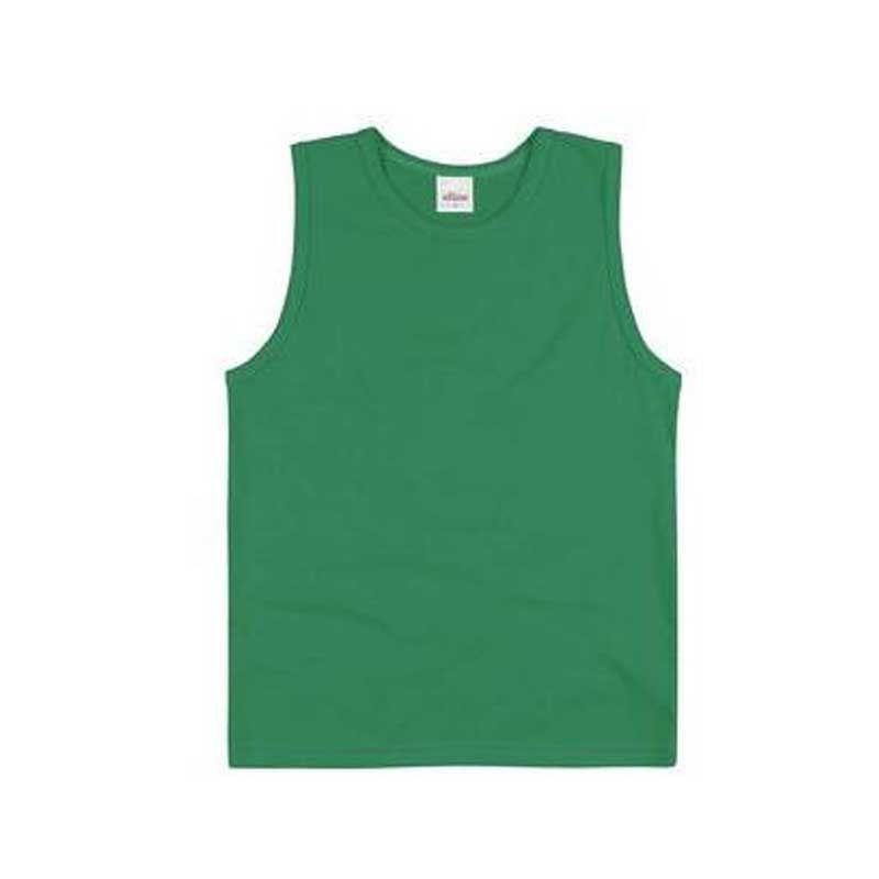 Regata Infantil Masculina Verde Elian E28388V*