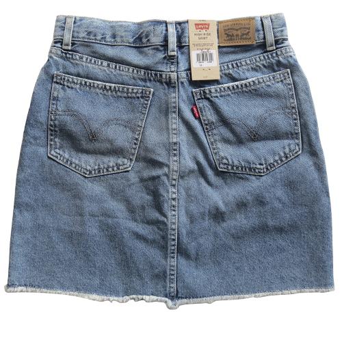 Saia Jeans Infantil Levi's