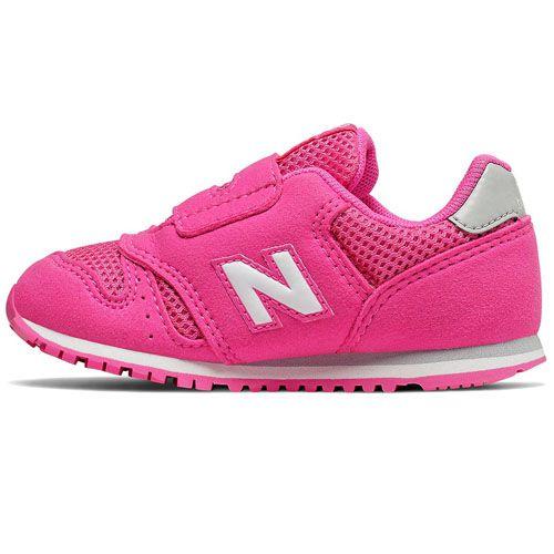 Tênis Feminino Infantil New Balance 373 Rosa 583