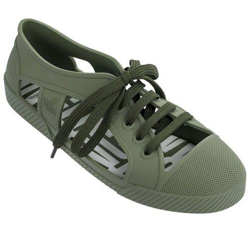 Tênis Melissa Brighton Sneaker Vivienne W Anglomania 32354