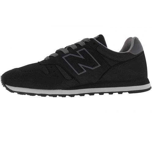 Tênis New Balance 373 Casual Masculino Preto  ML373SA*