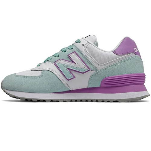 Tênis New Balance 574 Casual Feminino WL574NHB