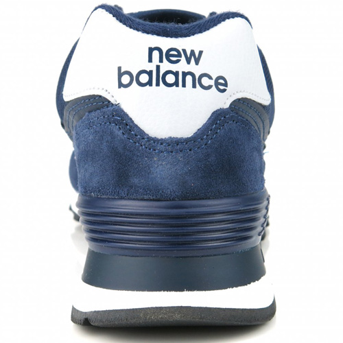 Tênis New Balance 574 Casual Masculino Marinho ML574EA2
