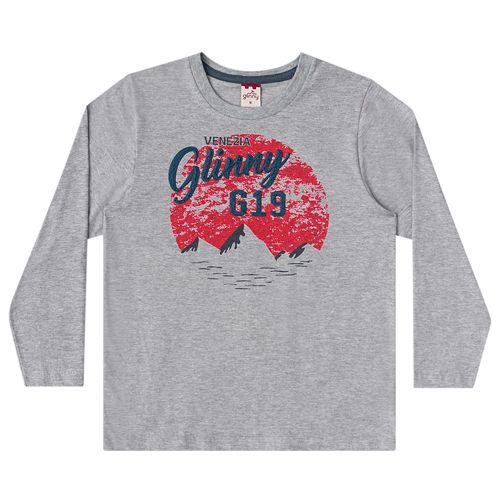 Conjunto Infantil Masculino Camiseta, Colete e Calça de Moletom BG32067*