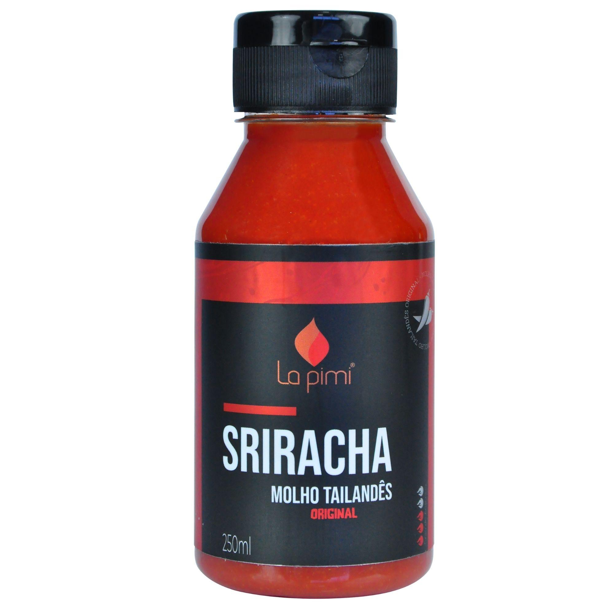 Molho Sriracha Tailandês Original La pimi