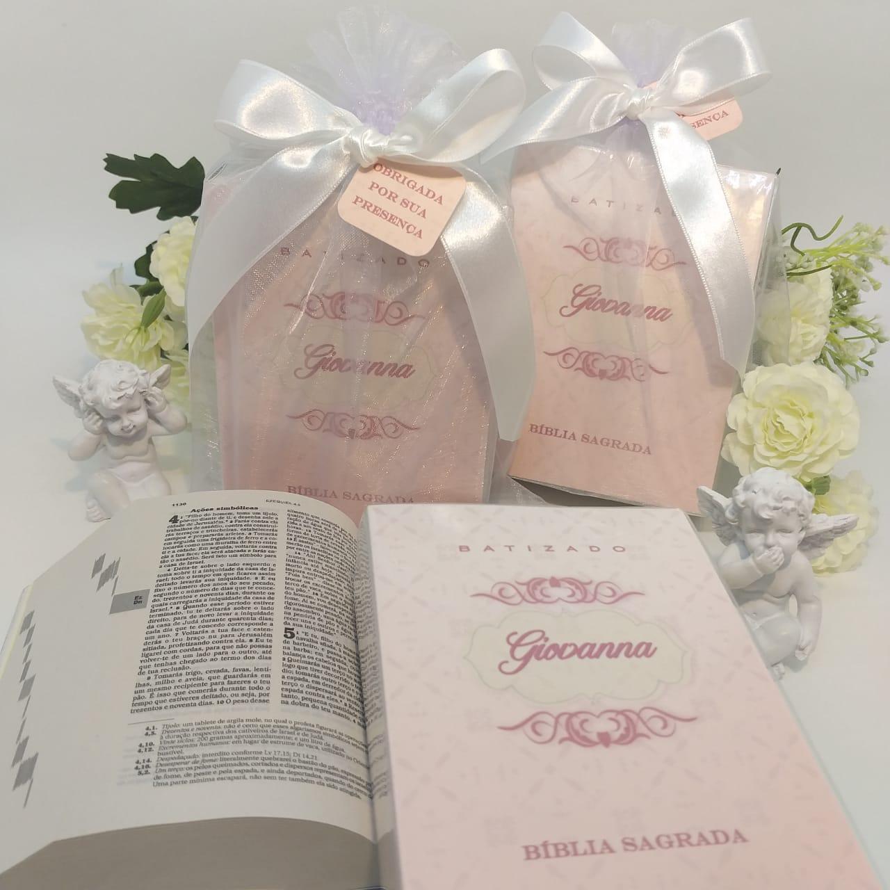 Mini Bíblia Sagrada e Orações Diárias