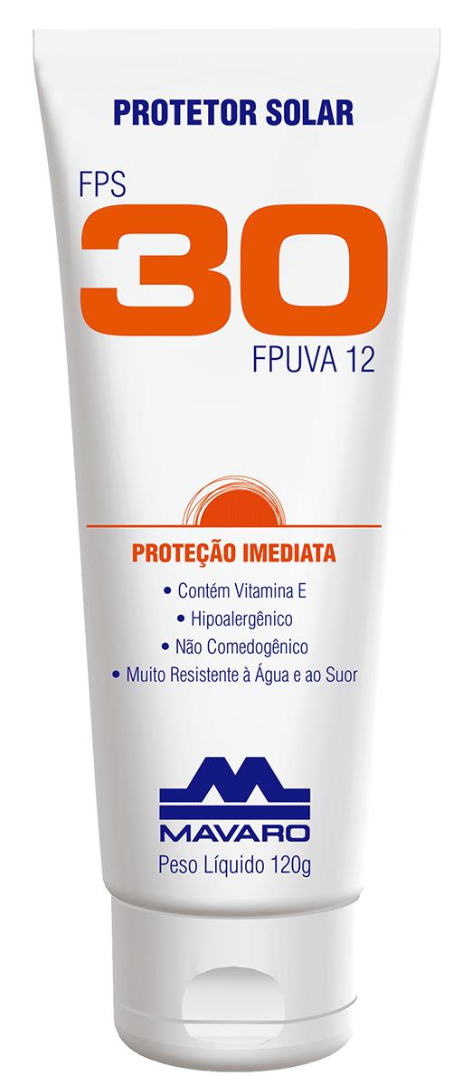 Protetor Solar FPS 30/ 30 ultra/ 60/ 60 ultra - Mavaro  - CONEXÃO EPI´S E UNIFORMES PROFISSIONAIS