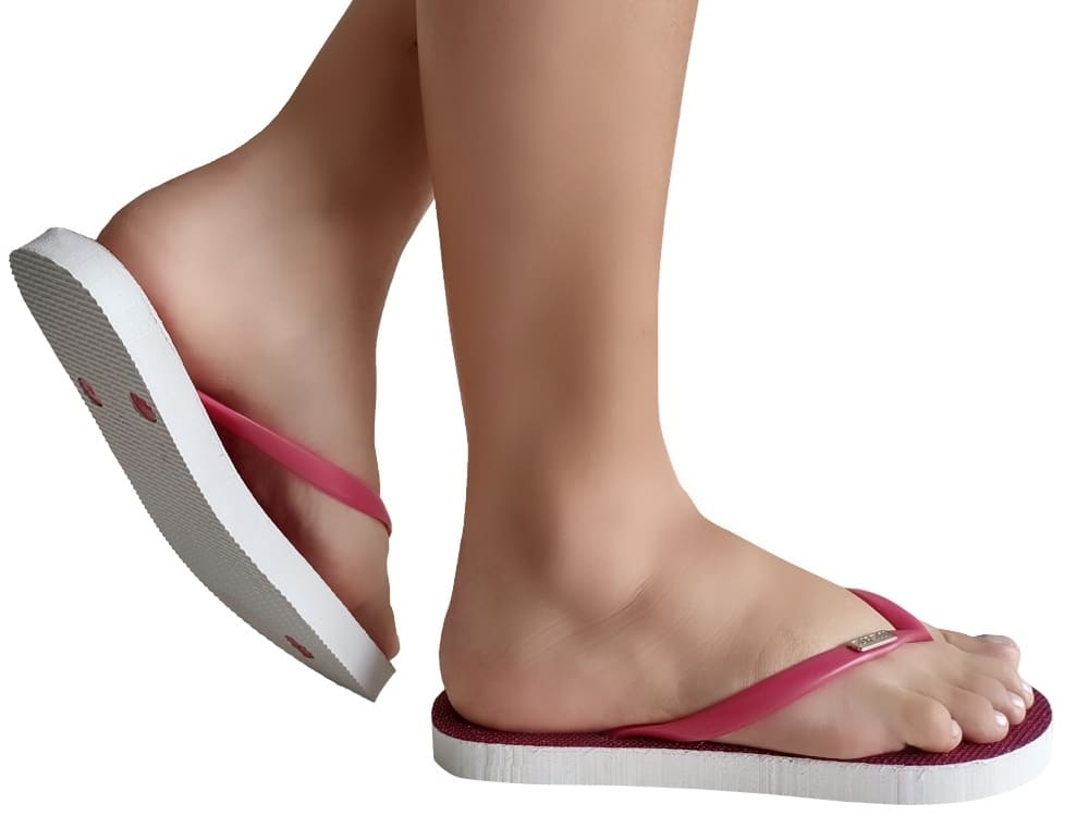 Chinelo pink Cód.: 1010