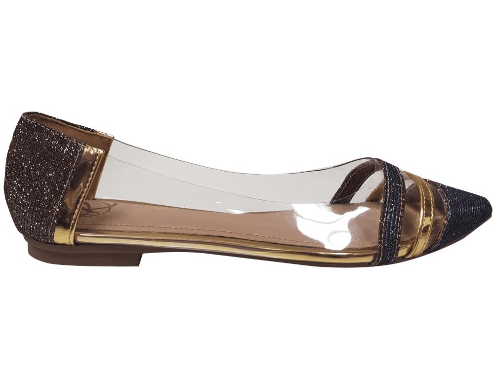 Sapatilha luxor oil Cód.1401
