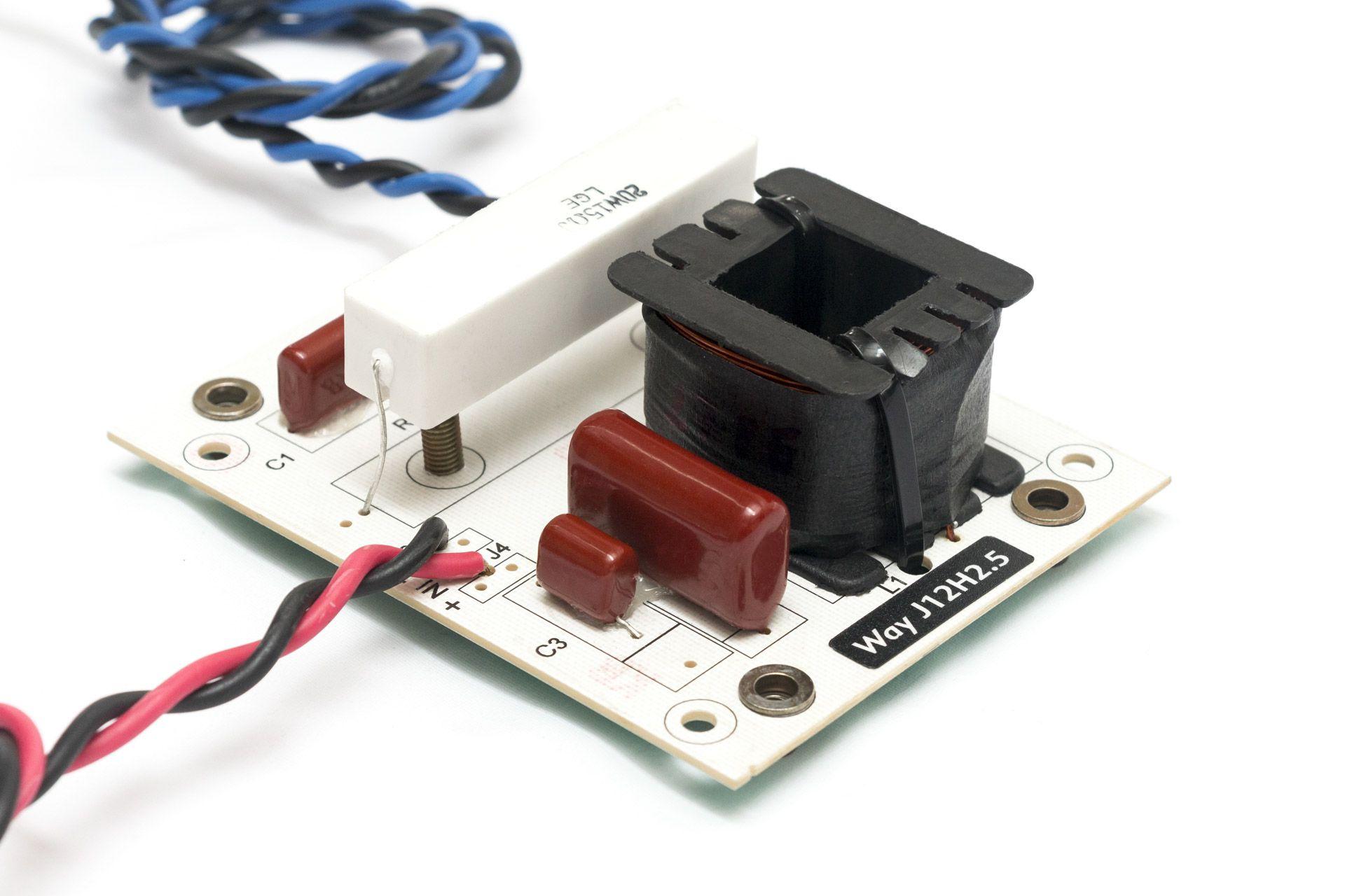Divisor de frequência Sounder Way J12H2.5