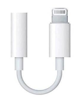 Adaptador P2 para Iphone Ebai  MODEL:MY011