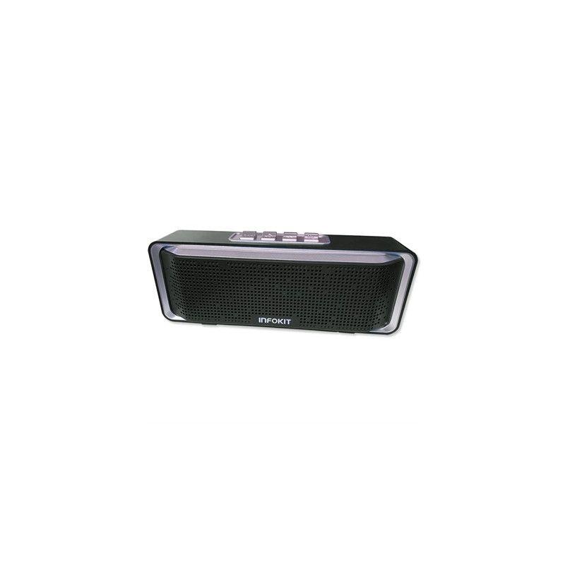 Caixa de Som Bluetooth Acústica Infokit VC-M280BT