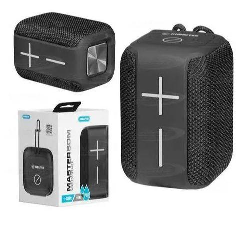 Caixa De Som Bluetooth IPX6 Kimaster K400