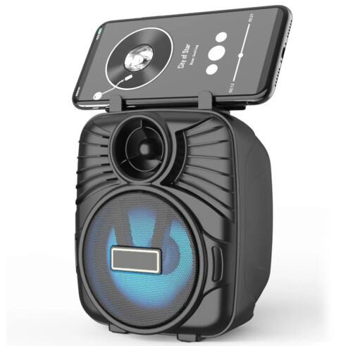 Caixa de Som Portátil Bluetooth Mp3 Fm Sd Usb Xtrad XDG-57