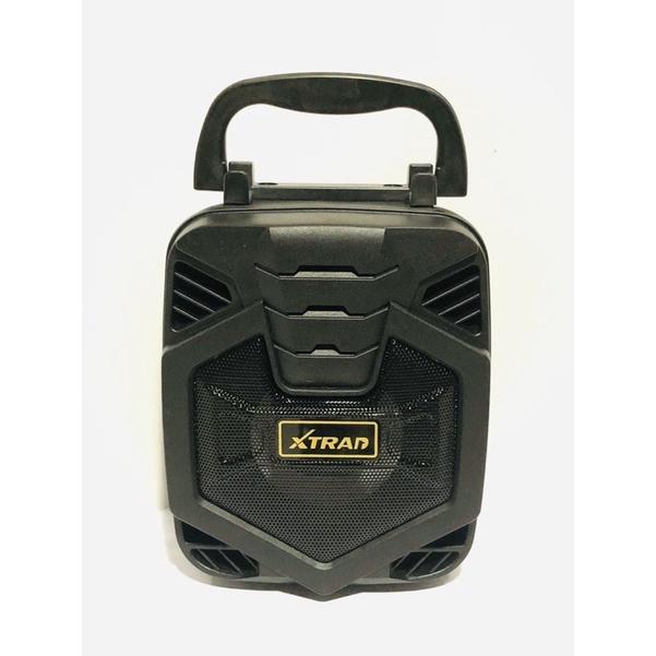 Caixa de  Som Portátil Bluetooth Mp3 Fm Sd Usb Xtrad  XDG-59