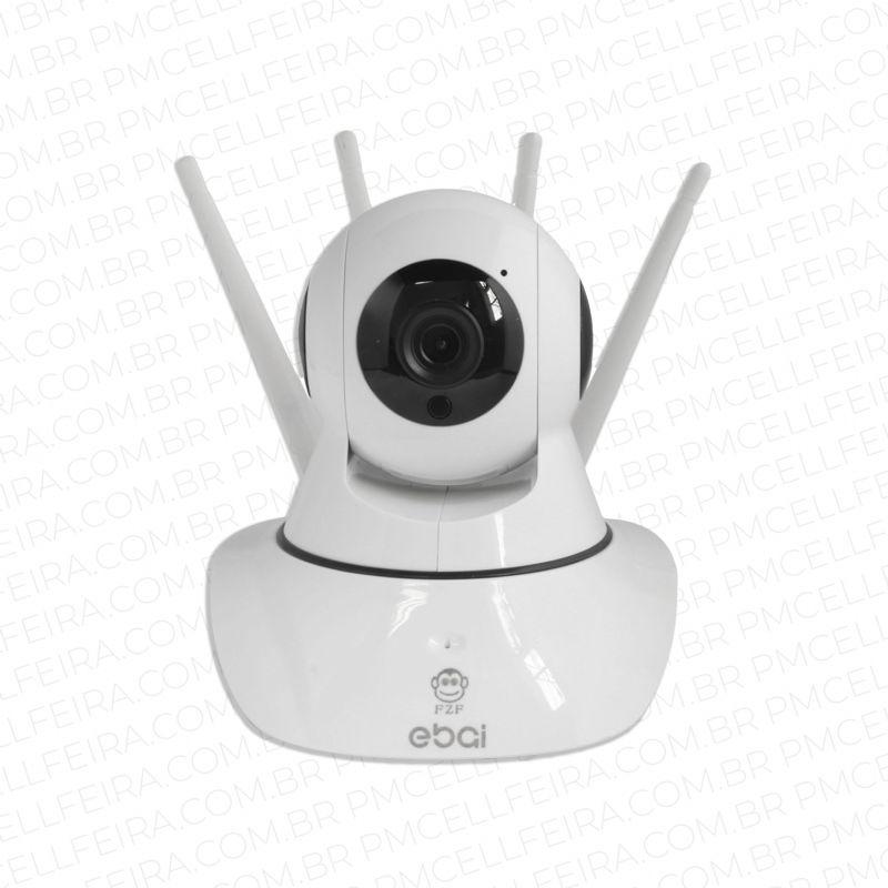 Câmera IP 4 Antenas Ebai FZF-19JK